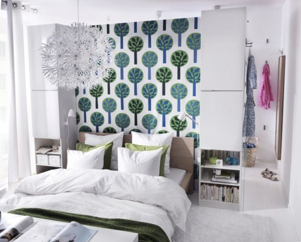 44 inspirational ideas for small bedroom (21)