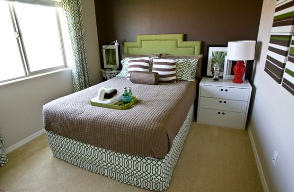 44 inspirational ideas for small bedroom (22)