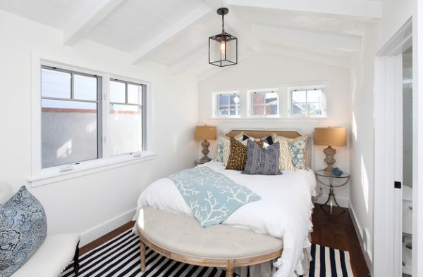 44 inspirational ideas for small bedroom (23)