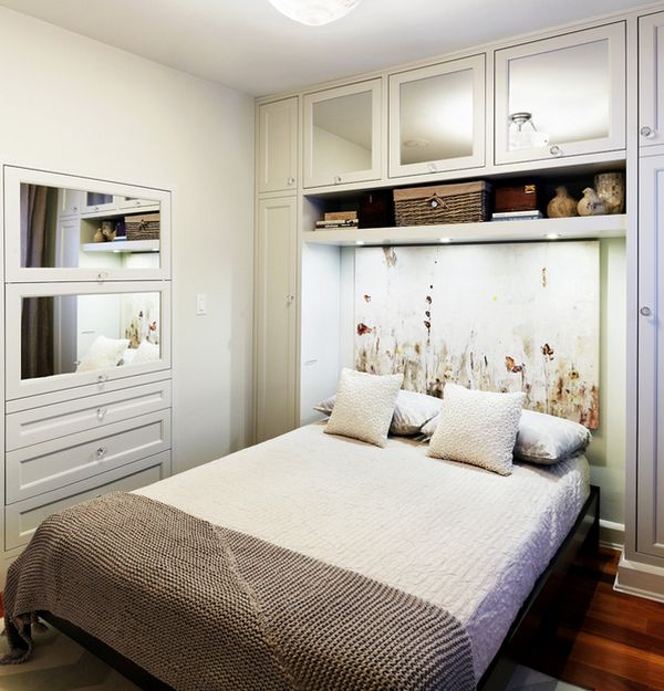 44 inspirational ideas for small bedroom (25)