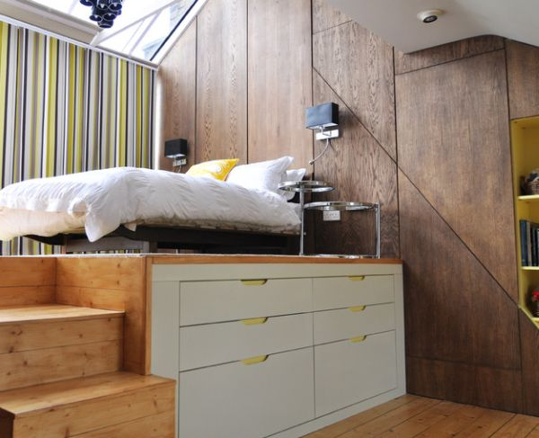 44 inspirational ideas for small bedroom (33)