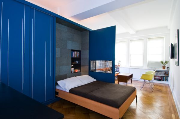 44 inspirational ideas for small bedroom (45)