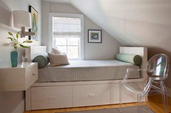 44 inspirational ideas for small bedroom (5)