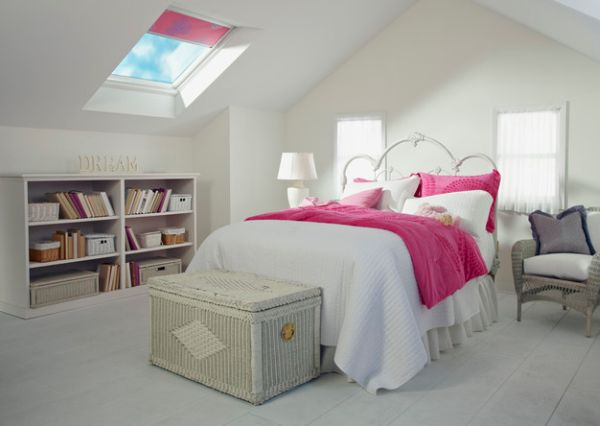 44 inspirational ideas for small bedroom (8)