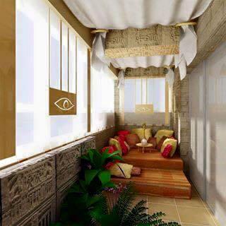 50 balcony decorating ideas (21)