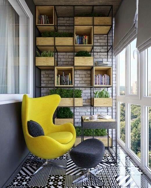 50 balcony decorating ideas (40)