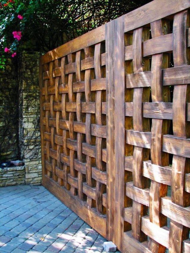 70 beautiful doors and fences ideas (14)