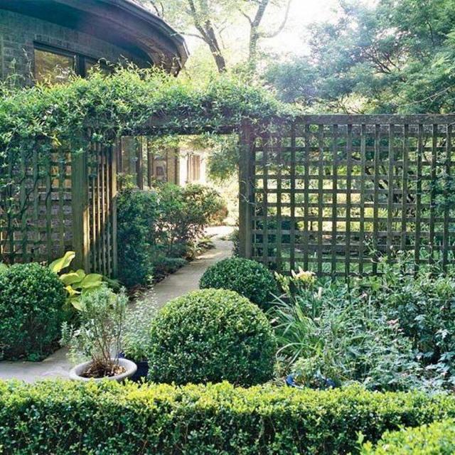 70 beautiful doors and fences ideas (19)