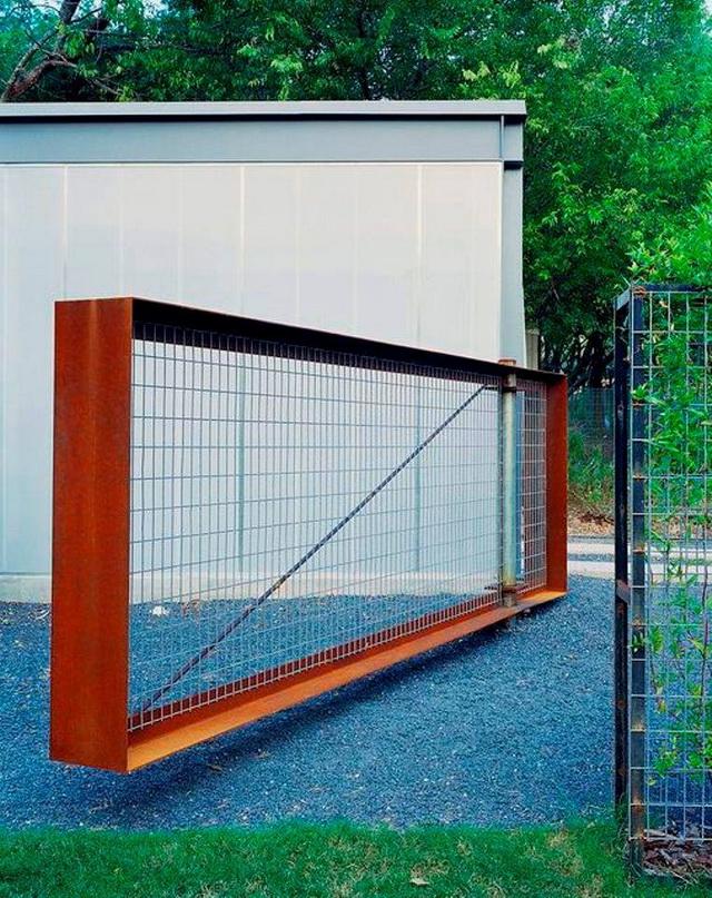 70 beautiful doors and fences ideas (20)
