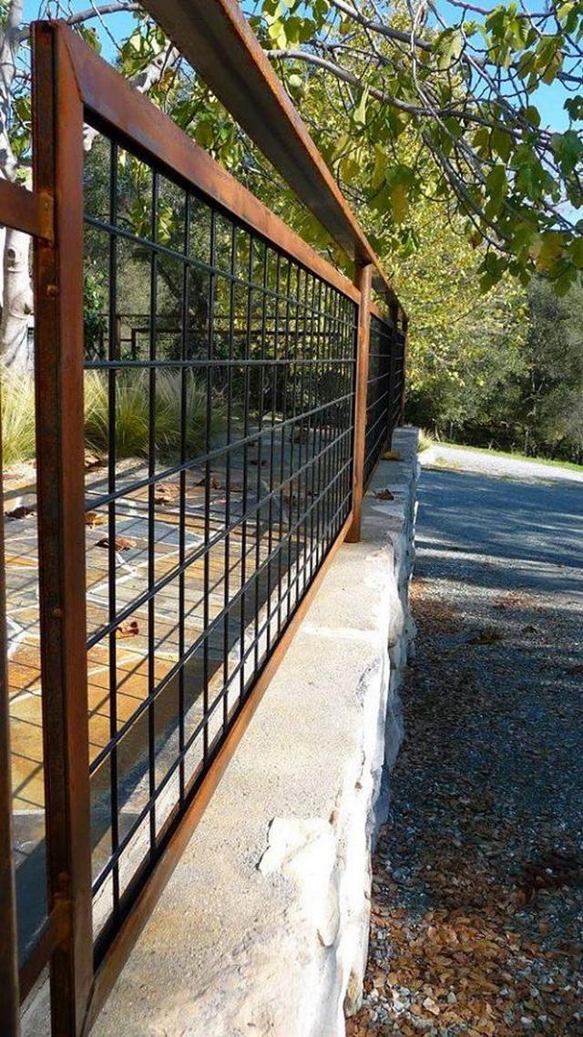 70 beautiful doors and fences ideas (26)