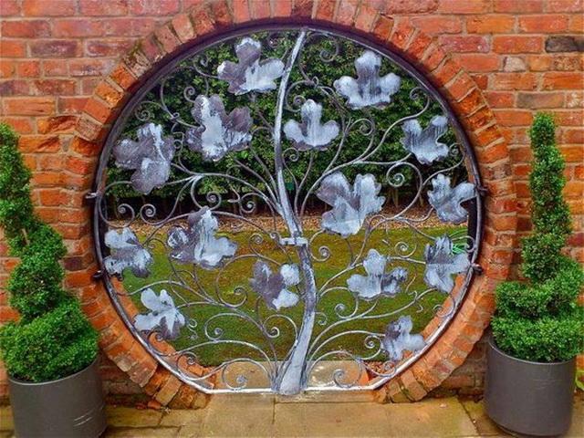 70 beautiful doors and fences ideas (4)