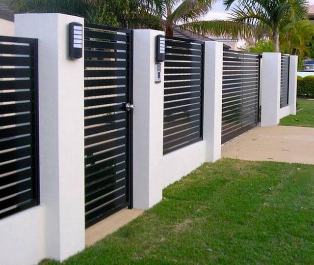 70 beautiful doors and fences ideas (5)