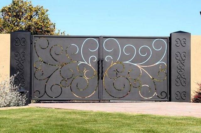 70 beautiful doors and fences ideas (6)