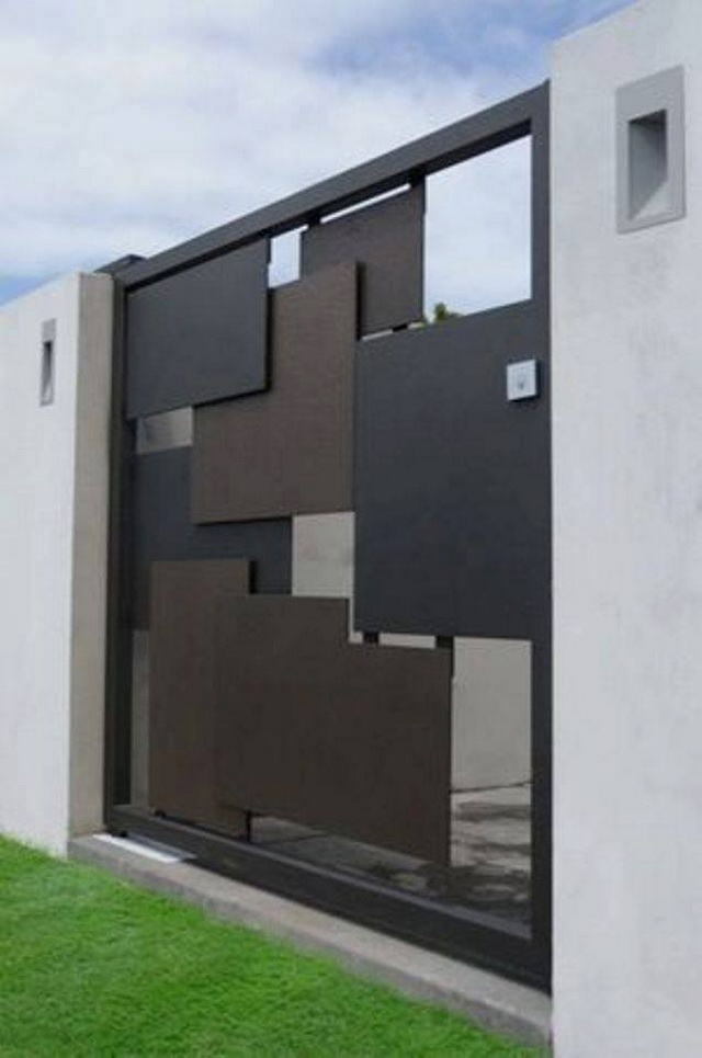 70 beautiful doors and fences ideas (64)