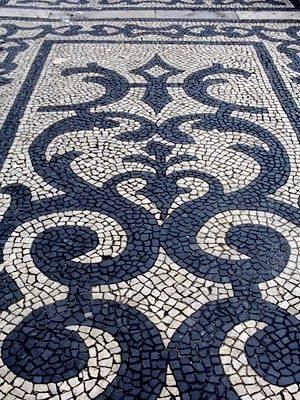 77 stone path ideas for gardening (18)