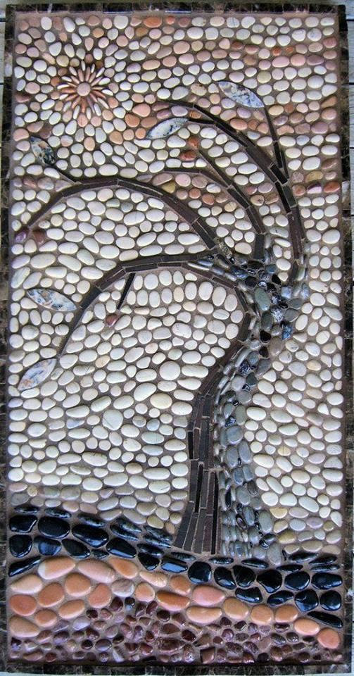 77 stone path ideas for gardening (6)