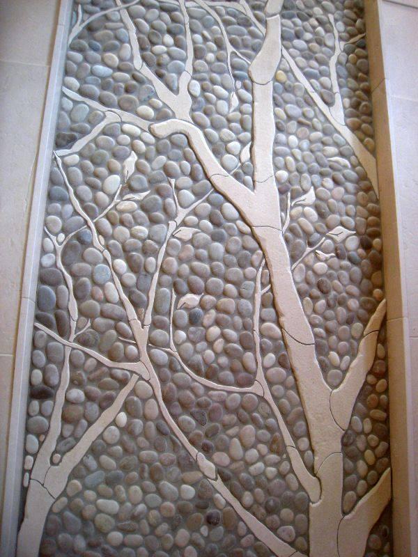 77 stone path ideas for gardening (9)