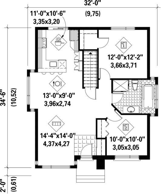 Contemporary home dark tone dignified Design (1)