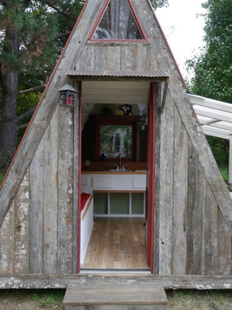 Frame House Ideas Unlimited in little space (2)