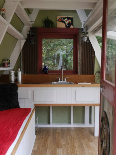 Frame House Ideas Unlimited in little space (3)