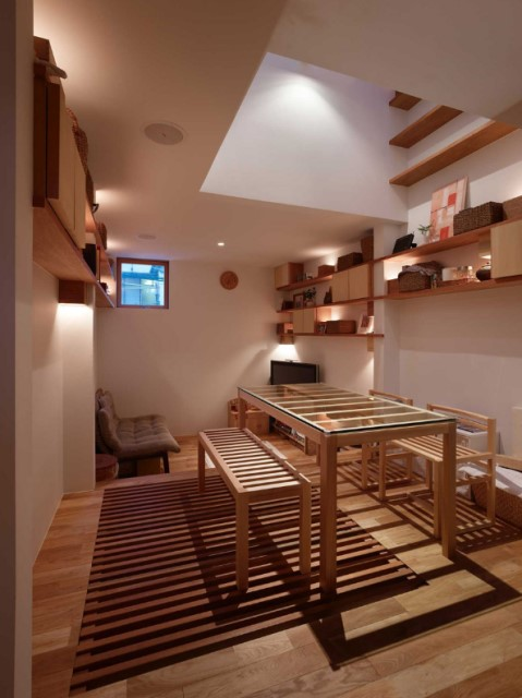 House ideas on limited space Simple design (2)