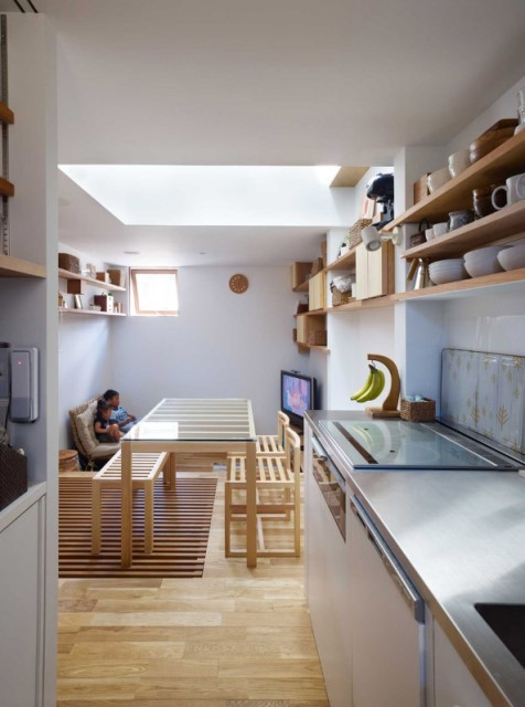 House ideas on limited space Simple design (3)