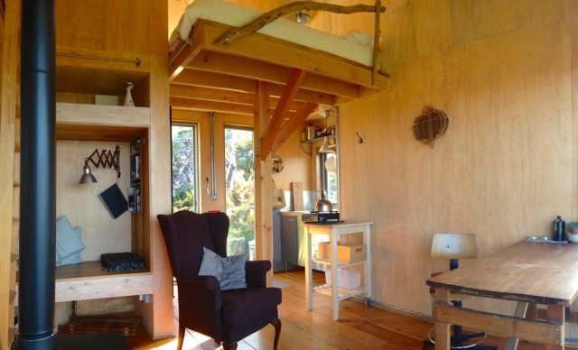Modern cabins house Small size (8)