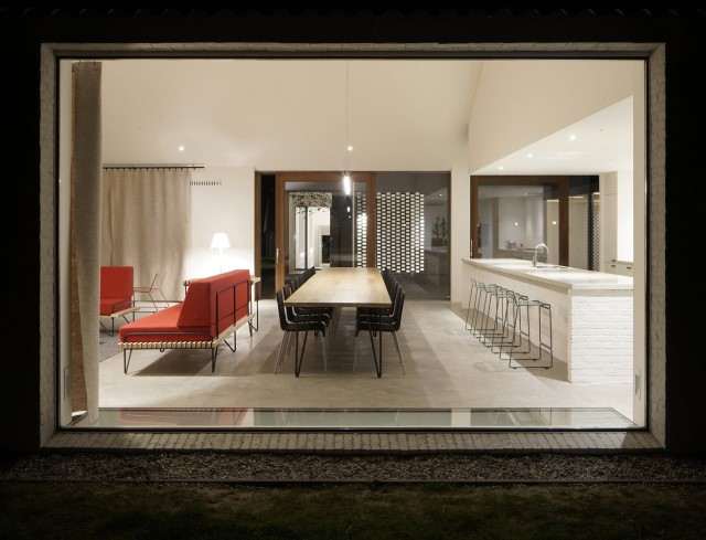 Modern cottages houses Minimalist decor (12)