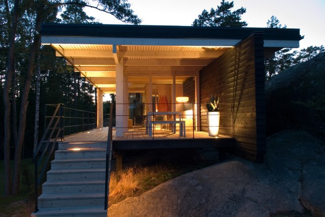 Modern villa of modern materials on the Hill (12)