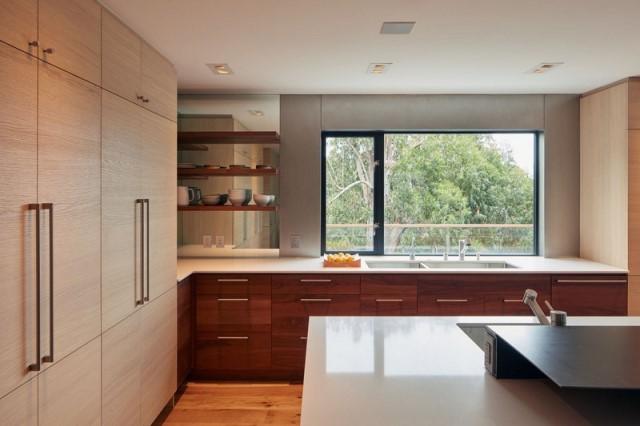 Modern villa wooden cabin style (1)