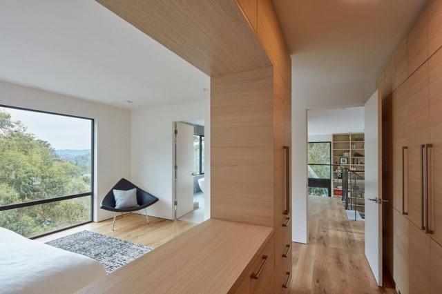 Modern villa wooden cabin style (10)