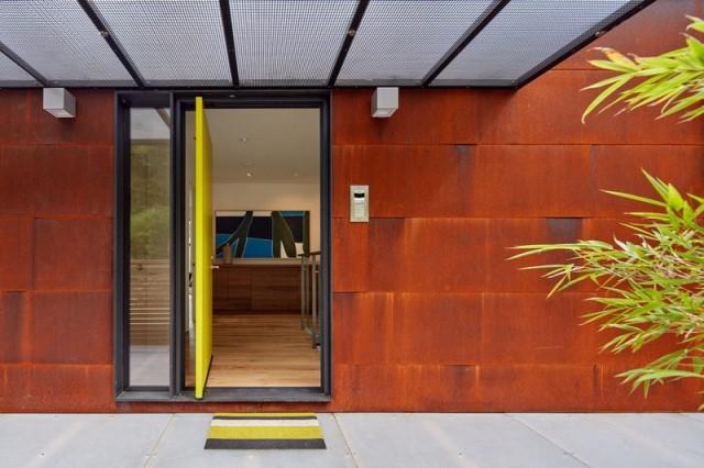 Modern villa wooden cabin style (13)