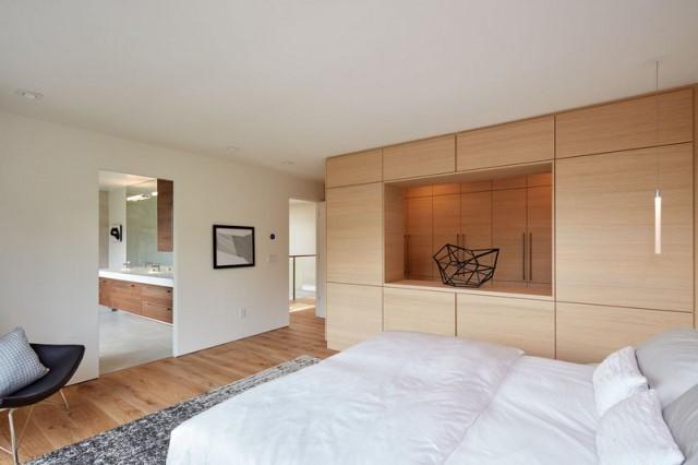 Modern villa wooden cabin style (3)