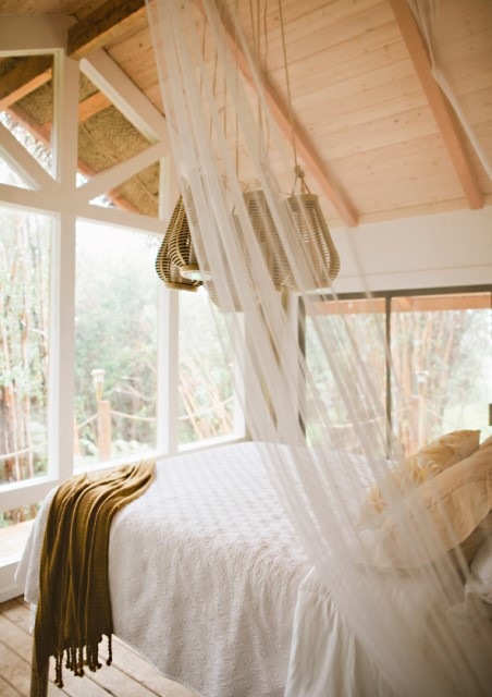 Rustic house relaxation area nature nestling (5)