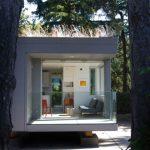 บ้านสตูดิโอขนาดเล็ก ดีไซน์รูปแบบโมเดิร์น 1 ห้องนอน 1 ห้องน้ำ ไอเดียที่เหมาะกับบ้านพักเชิงรีสอร์ท