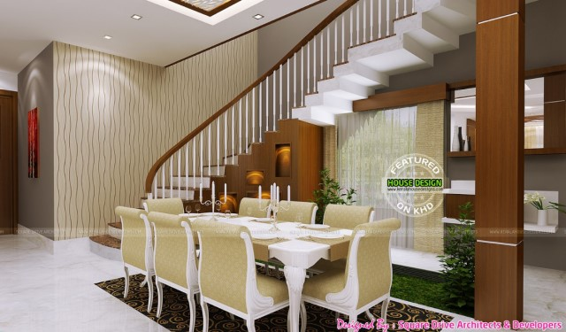Two storey house with contemporary design elegant shape (1)