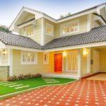 บ้านสองชั้นสไตล์ร่วมสมัย สวยงาม สง่า ด้วยรูปทรง มีความภูมิฐาน เหมาะกับรสนิยมของคนไทยสมัยใหม่