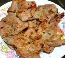 basil leafed grilled pork recipe (7)