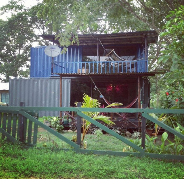 cabins House container design with Terrace (5)