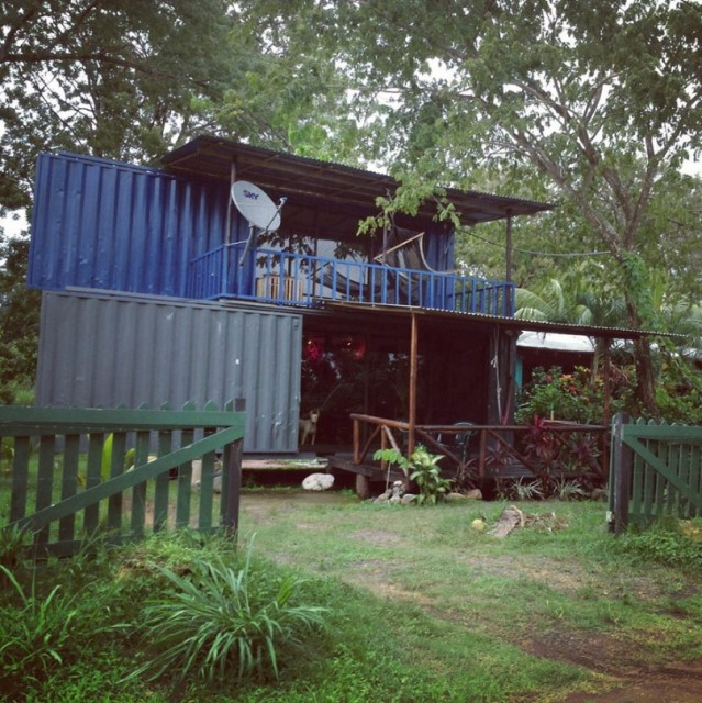 cabins House container design with Terrace (6)