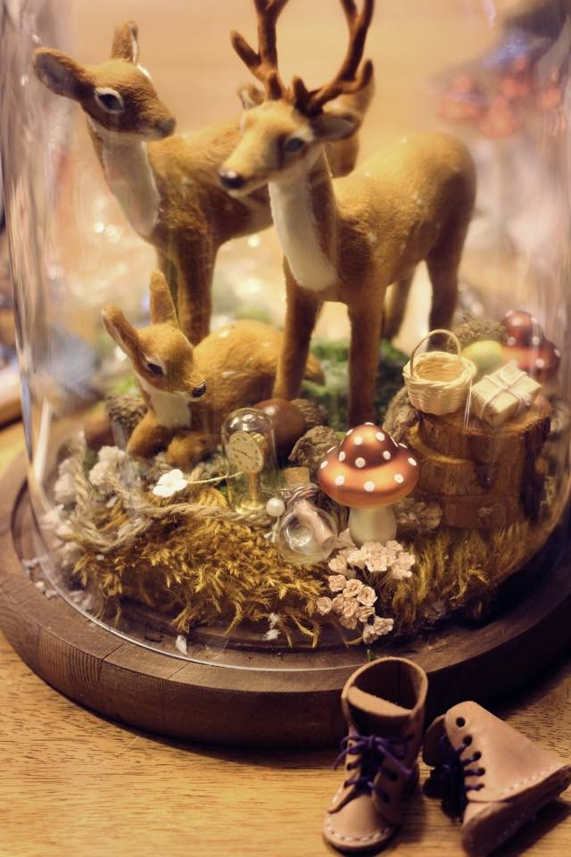 decorating house with lovely tiny objects (5)
