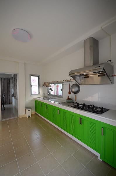 diy concrete kitchen review (18)