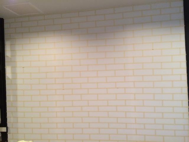 faux brick painting diy (7)