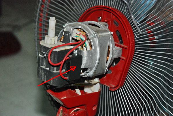 how to fix clogged fan (5)