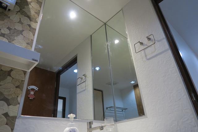 mini restroom renovation review (15)