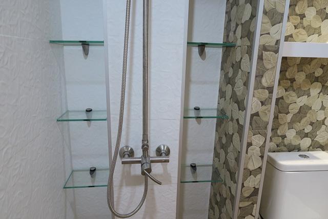 mini restroom renovation review (18)