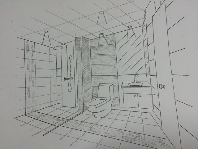 mini restroom renovation review (4)