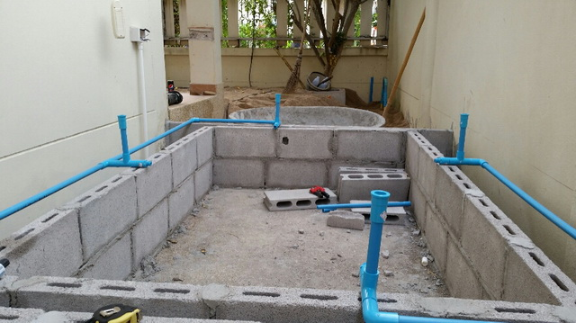 patio enlargement with small pond review (10)