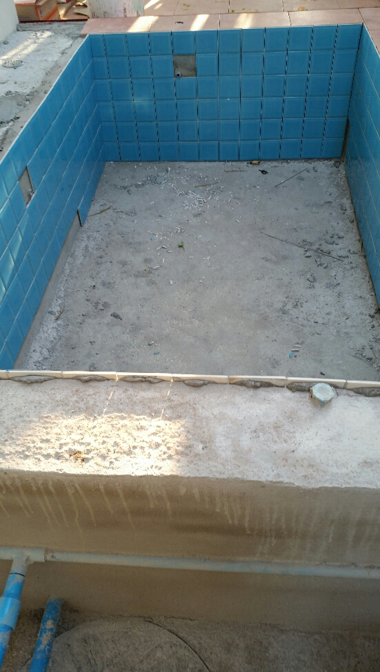 patio enlargement with small pond review (14)