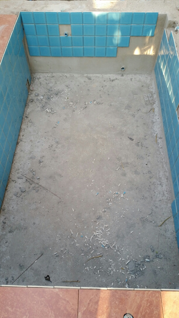 patio enlargement with small pond review (15)